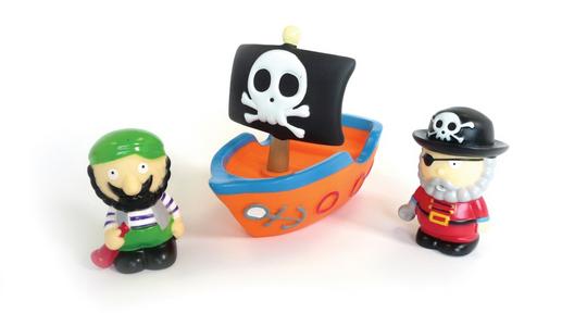 Giocattolo Set Spruzzini Pirati Ludi 0