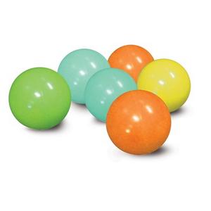 Giocattolo Sacca 75 Palline Colorate Multicolor Ludi 1