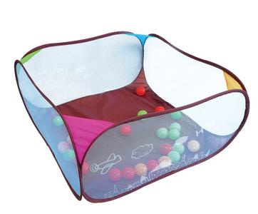 Giocattolo Area Gioco Cioccolato con Palline Colorate Ludi 0