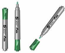 Marcatore per lavagne a foglio 5 Star Flipchart verde punta 1-3mm. Confezione 12 pezzi