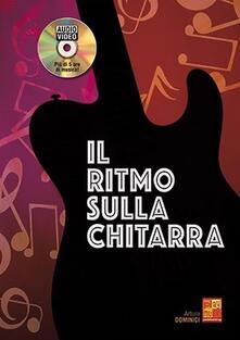 Il Ritmo Sulla Chitarra + DV -  Arturo Dominici - copertina