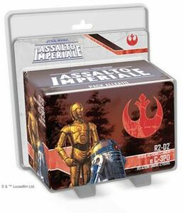 Star Wars Assalto Imperiale. R2-D2 e C-3PO - 2
