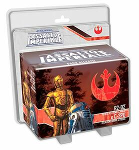 Star Wars Assalto Imperiale. R2-D2 e C-3PO - 3