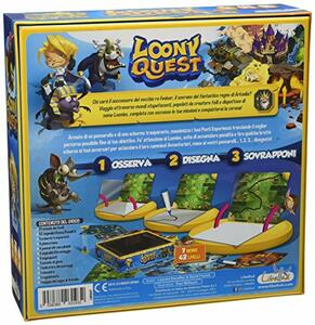 Loony Quest - 3