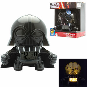 Sveglia Luminosa Star Wars-D.Vader 19cm