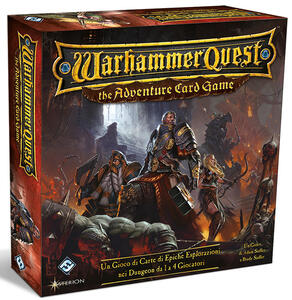Warhammer quest. The Adventure Card Game - 2