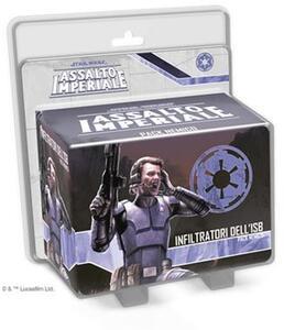 Star Wars. Assalto Imperiale: Infiltratori dellISB