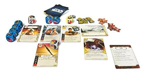 Star Wars Destiny - Starter set Rey - 3