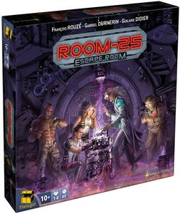 Room 25. Escape Room - 2
