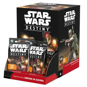 Star Wars: Destiny. Booster Pack Limpero In Guerra