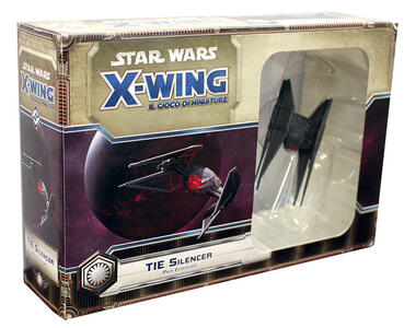 Star Wars X-Wing: TIE Silencer