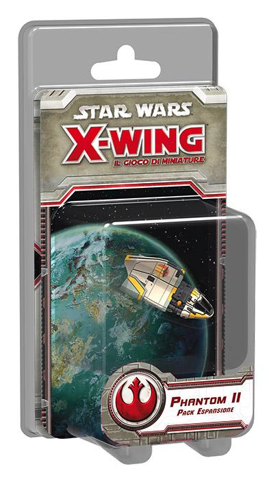 Image of Star Wars X-Wing. Il Gioco di Miniature. Phantom II. Gioco da tavolo