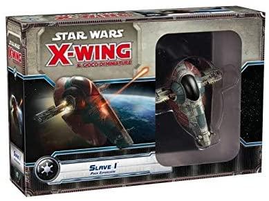 Image of Star Wars X-Wing. Il Gioco di Miniature. Slave I. Gioco da tavolo