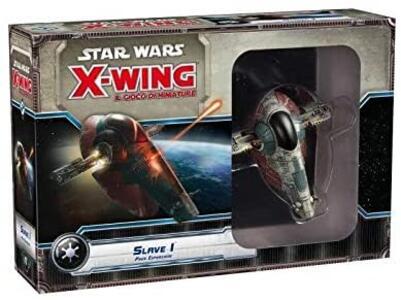 Star Wars X-Wing: Il Gioco di Miniature. Slave I