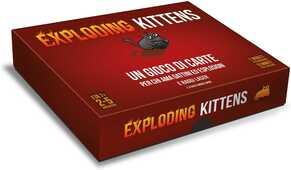 Giocattolo Exploding Kittens. Ed. Italiana Asmodee