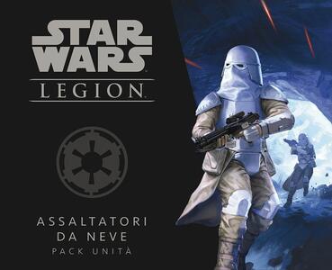 Star Wars: Legion. Pack Unità Assaltatori da Neve