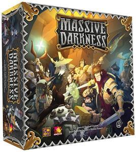 Massive Darkness. Ed. Italiana