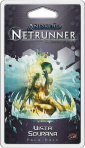 Android Netrunner LCG. Vista Sovrana
