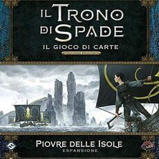 Giocattolo Il Trono di Spade LCG 2nd Ed. - Piovre delle Isole Asmodee