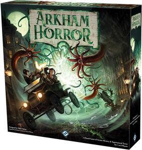 Giocattolo Arkham Horror Il Gioco da Tavolo, 3a Ed. Base. Gioco da tavolo - ITA Asmodee