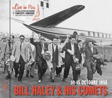 Live in Paris 14-15 Octobre 1958 - CD Audio di Bill Haley,Comets