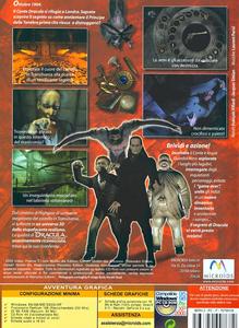 Videogioco Dracula 2: l'Ultimo Santuario Personal Computer 1