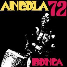 Angola 72 - Vinile LP di Bonga