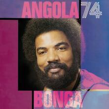 Angola 74 - Vinile LP di Bonga