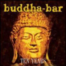 Buddha Bar. Ten Years - CD Audio + DVD