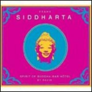 CD Siddharta Praha. Spirit of Buddha Bar Hôtel (Cd Box) Ravin