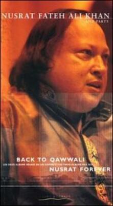 Nusrat Forever. Back to - CD Audio di Nusrat Fateh Ali Khan