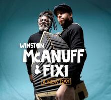 Ep - Vinile LP di Winston McAnuff,Fixi
