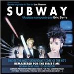 Cover CD Colonna sonora Subway