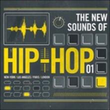The New Sounds of Hip Hop - CD Audio