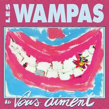 Vous Aiment - Vinile LP di Les Wampas