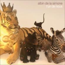 L'un De Nous - Vinile LP di Albin De La Simone