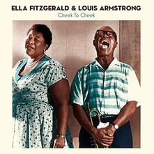 Cheek to Cheek - Vinile LP di Ella Fitzgerald