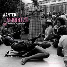Wanted Afrobeat (180 gr.) - Vinile LP