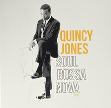 Soul Bossa Nova - Vinile LP di Quincy Jones