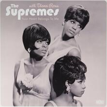 Your Heart Belongs to me - Vinile LP di Supremes