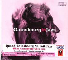 Gainsbourg in Jazz - Vinile LP di Serge Gainsbourg