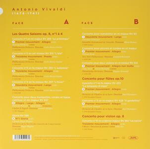 I capolavori - Vinile LP di Antonio Vivaldi,Carlo Maria Giulini - 2