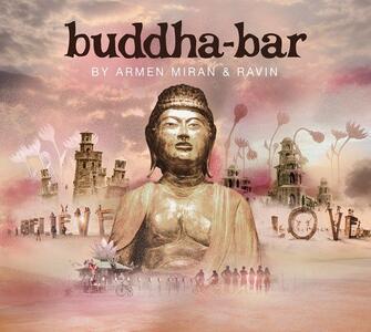 CD Buddha Bar (by Armen Miran & Ravin)