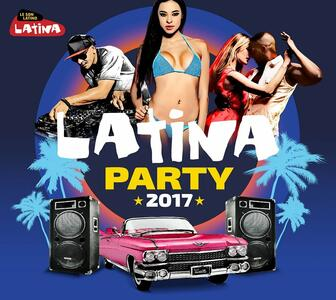 CD Latina Party 2017