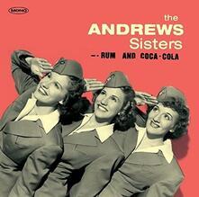Rum and Coca-Cola - Vinile LP di Andrews Sisters