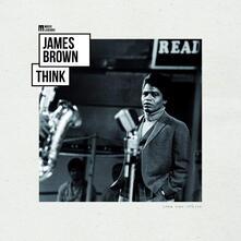 Think - Vinile LP di James Brown