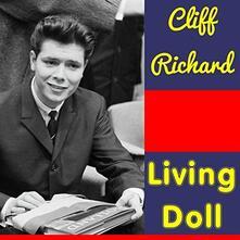 Living Doll - Vinile LP di Cliff Richard