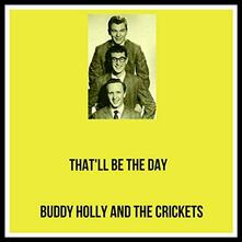 That'll Be the Day - Vinile LP di Buddy Holly