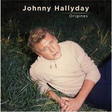 Origines - Vinile LP di Johnny Hallyday