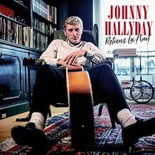 Retiens la nuit - Vinile LP di Johnny Hallyday